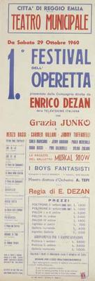 1° Festival dell'Operetta