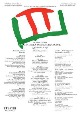206° Anniversario della nascita del Tricolore