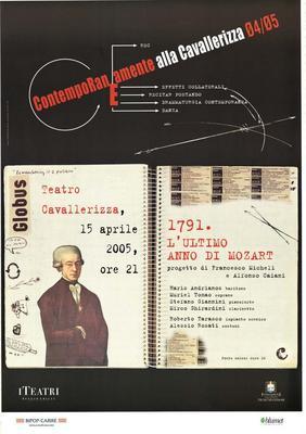 1791. L'ultimo anno di Mozart