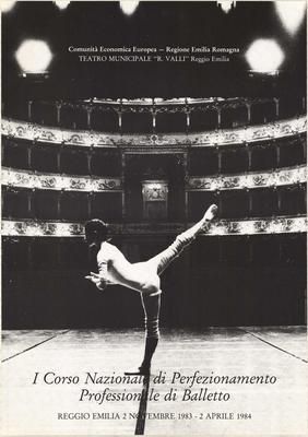 1° Corso nazionale di perfezionamento professionale di balletto