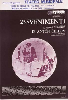 23 Svenimenti